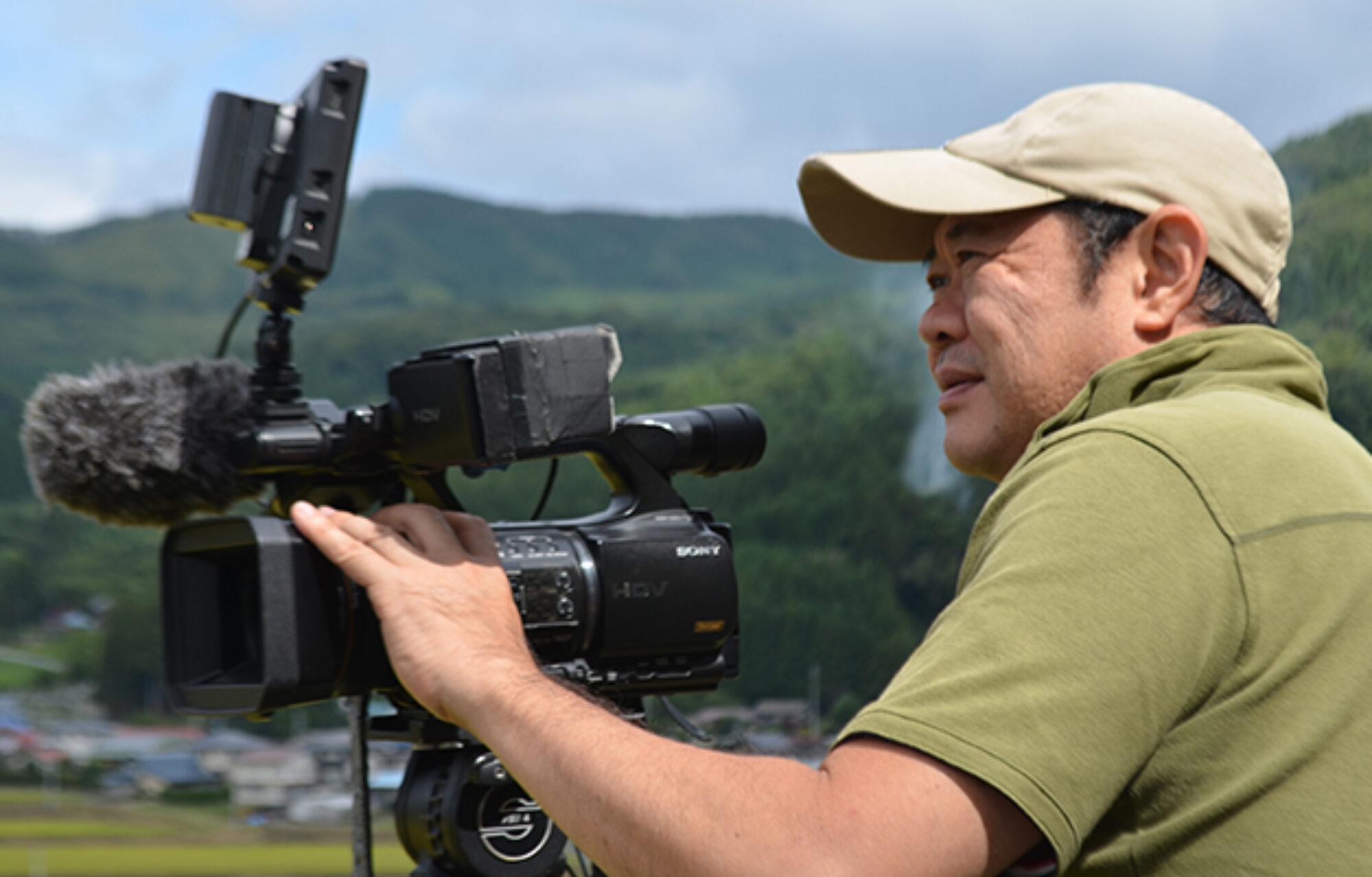 ビデオ撮影の教室 映画カメラマン 能勢広.